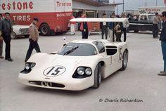 The Chaparral 2F  1967 Daytona 24