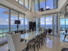 Кооперативная квартира for sales at Jade Ocean 17121 Collins Ave PH4408 Sunny Isles, Флорида 33160 Соединенные Штаты