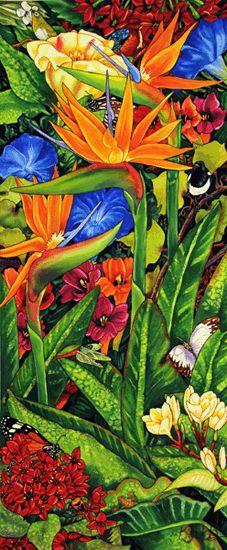 Fantasy Paradise - by Kendahl Jan Jubb