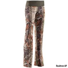 Under Armour Womens Evo Scent Control Pant - Gander Mountain.  Haha, cause evens when you go huntin', you need to look cute and slim! Lol!