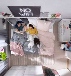 to home decor to get 7 Genius Small Space Organizing Tips to Steal from the 2020 IKEA Catalog IKEA 2020 Catalog Small Space Organizing Tips Small Space Organization, Organization Hacks, Organizing Tips, Cleaning Tips, How To Get Sleep, Good Sleep, Pooja Room Design, Ikea Bedroom, Pooja Rooms