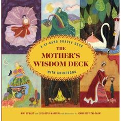 Image of The Mother's Wisdom Deck ~ Signed Copy + Gift