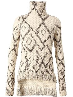 Shop Altuzarra Wool-cashmere cable knitted turtleneck in  from the world's best independent boutiques at farfetch.com. Over 1000 designers from 300 boutiques in one website.