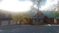 Cabin vacation rental in Basye-Bryce Mountain, VA, USA from VRBO.com! #vacation #rental #travel #vrbo