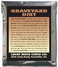 Lucky-Mojo-Curio-Company-Graveyard-Dirt-Magic-Ritual-Hoodoo-Rootwork- Conjure-Powder