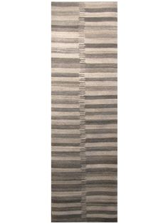Lewoo grey - beautiful Tibetan #rug designed in SoHo, Handwoven in the…