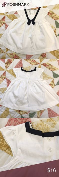 3 for $25 Janie & Jack White Sailor Dress 2T 3 for $25 includes items with the same sale price  Janie & Jack White Sailor Dress 2T  Very Good Used Condition: gentle wear  Smoke free home Janie and Jack Dresses Casual