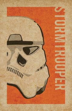 Storm Trooper - Star Wars Series by Stephanie d'Entremont