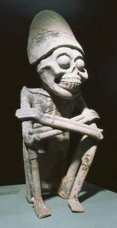 aztec statue - Recherche Google