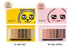 THE FACE SHOP X KAKAO FRIENDS Mono Pop Eyes - cute!