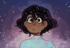 Connie is so cute! Although I did like her braid, I understand. Long hair is a pain to animate.