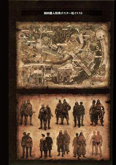 Dark Souls - Design Works | Artbook | Paintings | Books Fashion Souls, Soul Game, Monster Design, Painted Books, The Grim, Dark Souls, Book Art, Concept Art, It Works