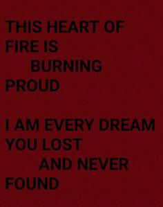 Black Veil Brides - Heart Of Fire (made by: Mackenzie McQueen)