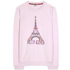 Kenzo - Embroidered sweater perfect fot spring  #sweater #kenzo #covetme