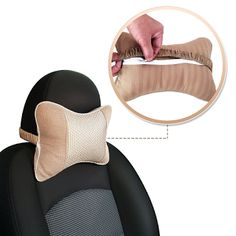 Neck Support Pillow: World Best Neck Support Travel Pillow