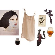 Untitled #822 by nibli on Polyvore featuring Manoush, Michel Vivien and Balenciaga