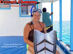 Exclusive Private Cozumel Snorkeling Tours to the Best Reefs in Cozumel, Mexico, including Palancar Reef, Columbia Reef, El Cielo, Paradise Reef and More.  Book Now with Cozumel Charters - www.fishingcozumel.net.