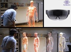 Indian Startup Creates its Own AR Headset AjnaLens, Indian Startup Dimension NXG founded by three Indians, A high-resolution computer vision solution implant in real environments through a holographic display that floats mid-air Holographic Displays, Computer Vision, Latest Technology, Startups, Headset, 3 D, Gadgets, Hardware, Indian
