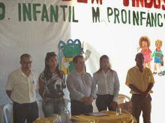 PORTAL DE ITACARAMBI: Prefeitura inaugura Creche-escola do Bairro São Jo...