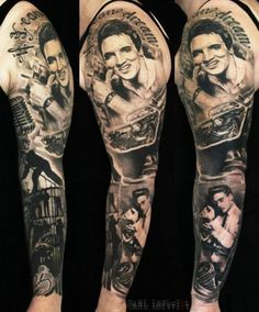 The Elvis sleeve