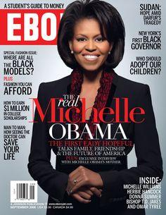 FLOTUS: Michelle LaVaughn Robinson Obama