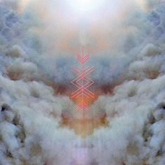 clouds and symbols Namaste, Indie Photography, Nature Music, Painted Books, Sacred Geometry, Psychedelic, Vector Art, Illustration Art, Illustrations