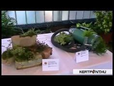 Kegyeleti virágkötészeti verseny, virágkötés