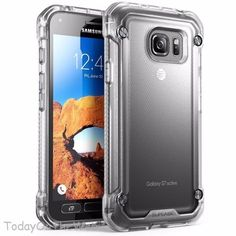 Samsung Galaxy S7 Active SUPCASE Unicorn Beetle Hybrid Protective Frost Case #SUPCASE
