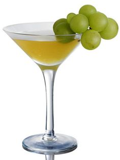 Royal Fusion :  1.4 oz. Russian Standard Vodka 1.7 oz. seedless grapes 1.7 oz. cubed pineapple .33 oz. vanilla liqueur .33 oz. Frangelico Hazelnut Liqueur Dash of lime juice Dash of simple syrup