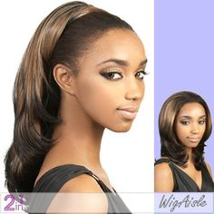 LG62 Motown Tress  Synthetic Half Wig in 4 * Want additional info? Click on the image.(This is an Amazon affiliate link and I receive a commission for the sales)