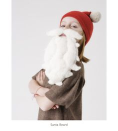 SANTA BEARD#Repin By:Pinterest++ for iPad#