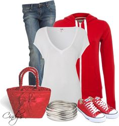 """Running Around Town"" by cindycook10 on Polyvore"
