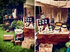 Market Days by Leo & Bella Pop-Up Market Stall, a Rustic Home-Spun Styled Shoot Market Stall Display, Market Displays, Market Stalls, Popup, Stall Decorations, Food Cart Design, Tent Design, Booth Design, Cake Stall