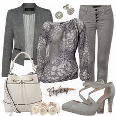 Freizeit Outfits: Ingrid bei FrauenOutfits.de