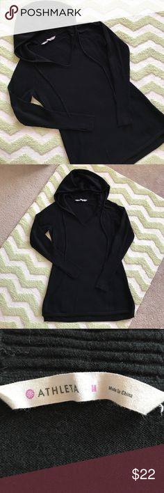❤️ Cozy Athleta Merino Wool Soma Tunic Sweater Smoke-free, pet-free home. Athleta Sweaters V-Necks