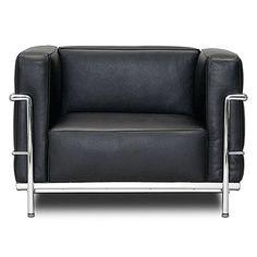 Sillón LC3 (1928) Le Corbusier