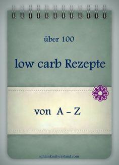 Rezepte von A -Z