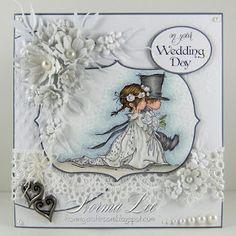 From My Craft Room: On Your Wedding Day - FFFC #174 'Bingo'