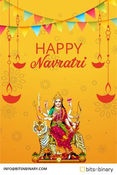 Happy Navratri Everyone! Happy Navratri, Posts, Movie Posters, Messages, Film Poster, Popcorn Posters, Film Posters
