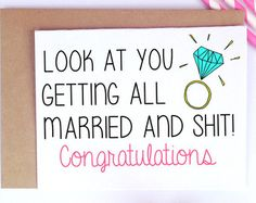 Funny Bridesmaid Proposal Asking Card Will You by LailaMeDesigns