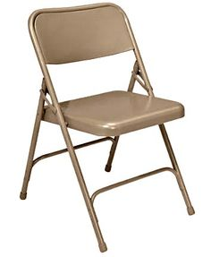 WFC-200 Premium Metal Folding Chair