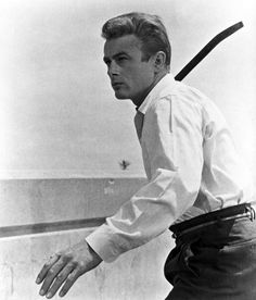 James Dean ~ Rebel without A Cause