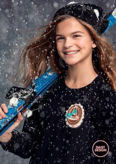 Style by me. Ph Sergey Sheluhin. #kidsfashion #kidseditorial #daisymagazine #cover #kidswear #photoshoot