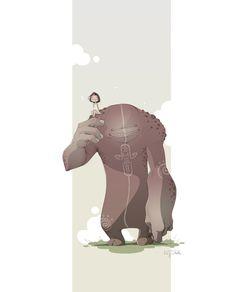 The Golem by pierdrago.deviantart.com on @DeviantArt