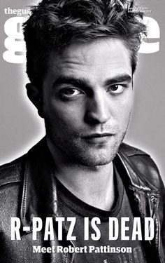 Pattinson the guardian