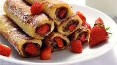 French toast roll-ups and double-stuffed Oreo pancakes: the ...