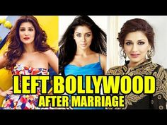 Top 10 Actresses Who Left Bollywood After Marriage