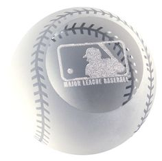 glass paperweight - customize with Warriors