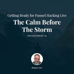 Getting Ready for Funnel Hacking Live - The Calm Before The Storm - Rob Orr Social Media Marketing, Digital Marketing, Calm Before The Storm, Get Ready, Super Excited, Entrepreneurship, Conference, Blogging, Events