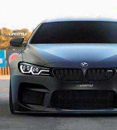 Nice BMW 2017: nice BMW F10 M5 matte black                                                     ... Car24 - World Bayers Check more at http://car24.top/2017/2017/02/09/bmw-2017-nice-bmw-f10-m5-matte-black-car24-world-bayers/